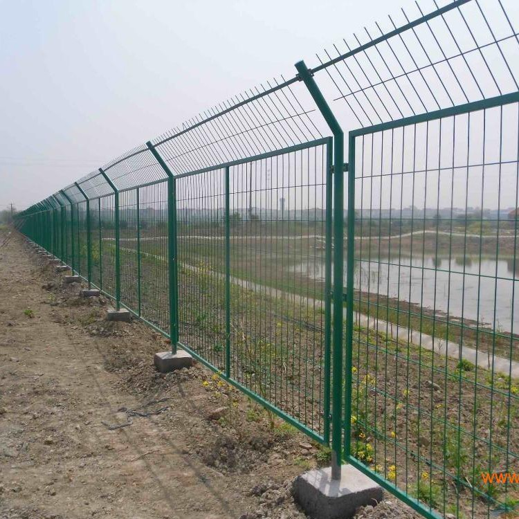 带边框框架护栏网