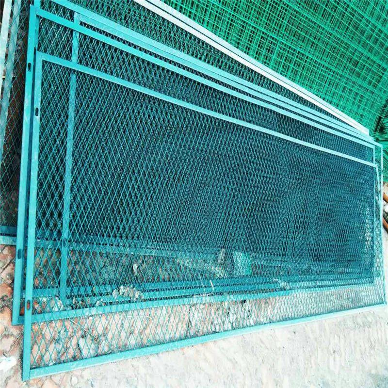 防护栅栏加密网片
